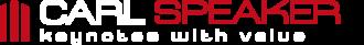 Carl Speaker Logo